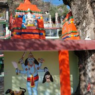 Temple in Kullu (Himachal Pradesh)