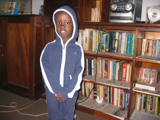 Geoffrey Philip Mwesigwa