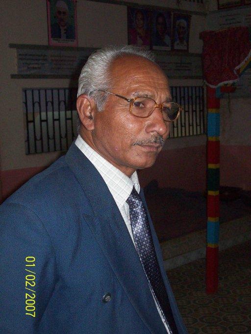 Dr. D. K. M. Jethi