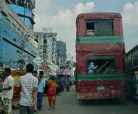 Dhaka red dd bus.jpg