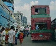 Dhaka red dd bus.jpg